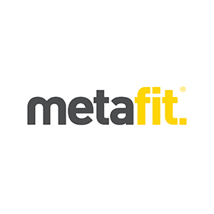 Metafit Footer Logo